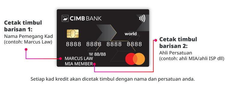 Program Kad Kredit Affinity Cimb Cimb