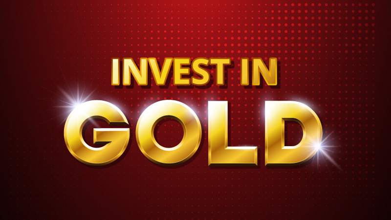 Buy or sell Gold with convenience via CIMB Clicks