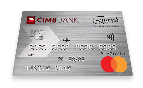CIMB Enrich Platinum Credit Card
