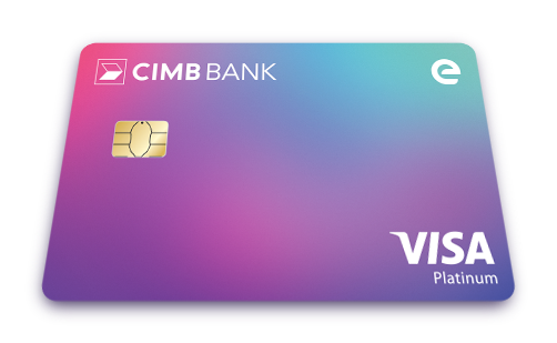 CIMB e Credit Card
