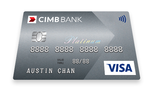 CIMB Platinum Credit Card