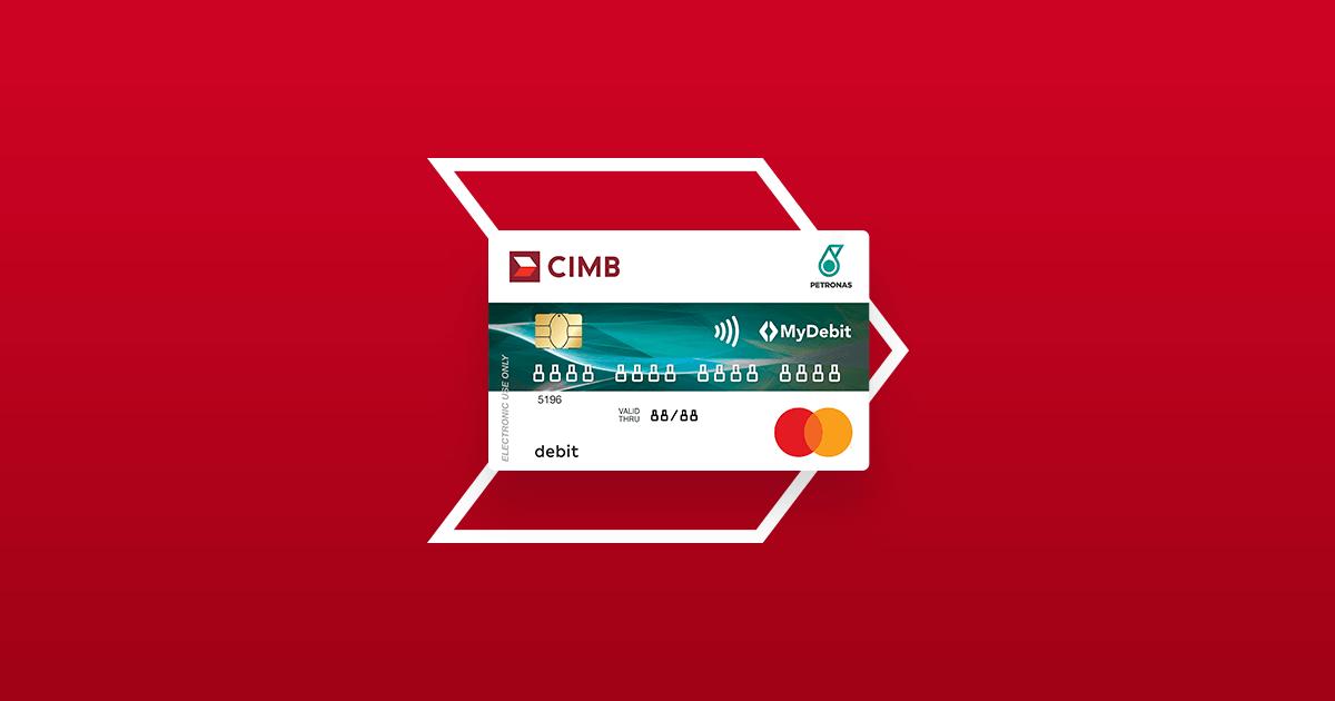 Cimb Petronas Gold Mastercard Free Petrol