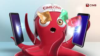 Get to know the all-new CIMB Clicks Mobile App!